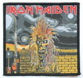 Iron Maiden - 'First Album' Woven Patch